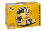 "Model Kit truck 3898 - IVECO STRALIS ""YELLOW DEVIL"" (1:24)"