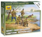 Wargames (WWII) figurky 6144 - Soviet Frontier Guards (1:72)