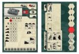 Wargames (WWII) tank 6119 - German Tank Panzer III (1:100) Plastikové modely