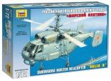 Model Kit vrtulník 7214 - Kamov KA-27 Submarine Hunter (1:72)