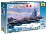 Model Kit ponorka 9035 - Nuclear Submarine K-3 (1:350)