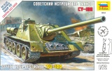 Snap Kit military 5044 - Soviet Tank Destroyer SU-100 (1:72)