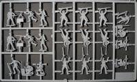 Model Kit figurky 6033 - WWII - GERMAN INFANTRY (1:72) Plastikové modely