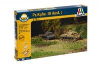 Fast Assembly tanky 7507 - Pz.Kpfw.III Ausf.J (1:72)