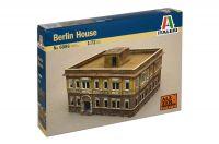 Model Kit budova 6086 - WWII- BERLIN HOUSE (1:72)