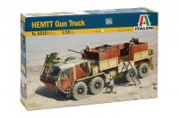 Model Kit military 6510 - HEMTT Gun Truck (1:35)
