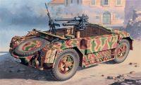 Model Kit military 7053 - ABM 42 with 47/32 AT Gun (1:72)