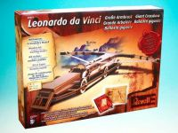 Leonardo edice 00501 - Giant Crossbow - dřevěná stavebnice (1:100)