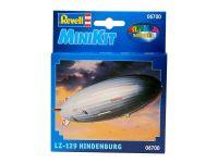 MiniKit vzducholoď 06700 - LZ 129 Hindenburg