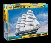 """Model Kit loď 9045 - """"Kruzenshtern"""" Sailingship (1:200)"""