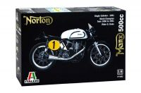 Model Kit motorka 4602 - NORTON MANX 500cc 1951 (1:9)