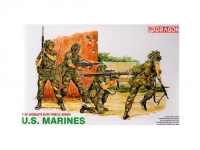 Model Kit figurky 3007 - U.S. MARINES (1:35)