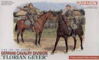 "Model Kit figurky 6046 - GERMAN CAVALRY DIVISION ""FLORIAN GEYER"" (1:35)"
