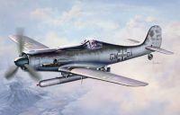 Model Kit letadlo 5573 - FOCKE -WULF Ta 152- C1/R14 (1:48)