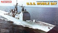 Model Kit loď 7035 - U.S.S. MOBILE BAY (1:700)