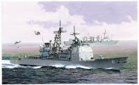 Model Kit loď 7067 - U.S.S. MONTEREY CG-61 AEGIS CRUISER (PREMIUM EDITION) (1:700)