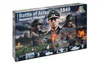 Model Kit diorama 6118 - WWII BATTLESET - Battle of Arras 1940 - Rommel's Offensive (1:72)