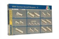Model Kit doplňky 26102 - LUFTWAFFE WEAPONS II (1:72)