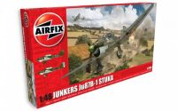 Classic Kit letadlo A07114 - JUNKERS Ju87B-1 STUKA (1:48)