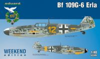 Eduard Bf 109G-6 Erla 1/48 Weekend edition