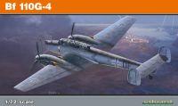 Eduard Bf 110G-4 1/72 Profipack