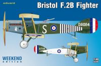 Eduard Bristol F.2B Fighter 1/48 Weekend edition Plastikové modely