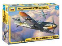 Model Kit letadlo 4816 - Messerschmitt Bf-109 G6 (1:48)
