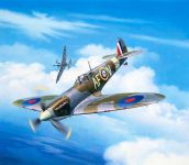 Plastic ModelKit letadlo 03953 - Spitfire Mk. IIa (1:72)