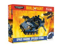 Build + Paint Warhammer 00081 - Space Marine Speeder Strike