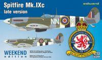 Eduard Spitfire Mk.ICc pozdní verze 1:72