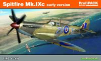 Eduard Spitfire Mk.IXc raná verze 1:48 Profipack