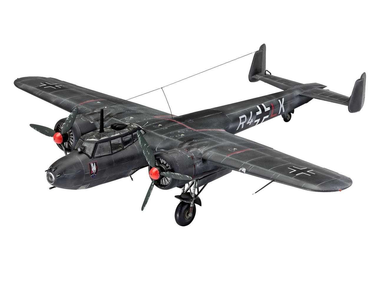 2831124f8 Plastic ModelKit letadlo 04148 - P-51D MUSTANG (1:72) Plastikové modely