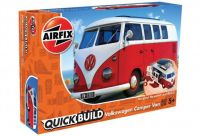Quick Build auto J6017 - VW Camper Van Plastikové modely