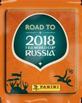 ROAD TO WORLD CUP 2018 - samolepky