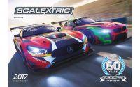 SCALEXTRIC katalog 2017