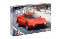 Model Kit auto 3654 - LANCIA STRATOS HF (1:24)