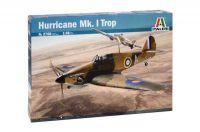 Model Kit letadlo 2768 - HURRICANE Mk.I TROP (1:48)