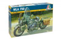 Model Kit military 7401 - WLA 750 (1:9)