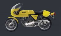 Model Kit motorka 4640 - NORTON 750 COMMANDO PR (1:9) Plastikové modely