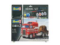 ModelSet auto 67671 - Kenworth Aerodyne (1:32) Plastikové modely