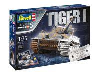 Gift-Set tank 05790 - 75 Years Tiger I (1:35)