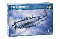 Model Kit letadlo 2673 - SBD-5 DAUNTLESS (1:48)