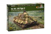 Model Kit tank 15765 -Sd. Kfr. 182 Tiger ll (1:56)
