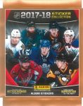 NHL 2017/2018 - samolepky