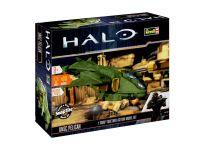 Build & Play HALO 00061 - UNSC-Pelican  (světelné a zvukové efekty) (1:100)
