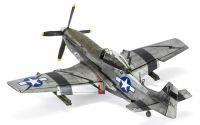 Classic Kit letadlo A05131 - North American P51-D Mustang (1:48) - nová forma Plastikové modely