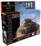Model Set World of Tanks 74002 - Sherman (1:72)