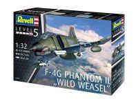 Plastic ModelKit letadlo 04959 - F-4G Phantom II Wild Weasel (1:32) Plastikové modely