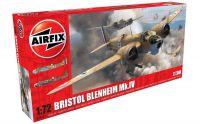 Classic Kit letadlo A04061 - Bristol Blenheim MkIV Bomber (1:72)