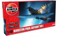 Classic Kit letadlo A05132 - Boulton Paul Defiant NF.1 (1:48)